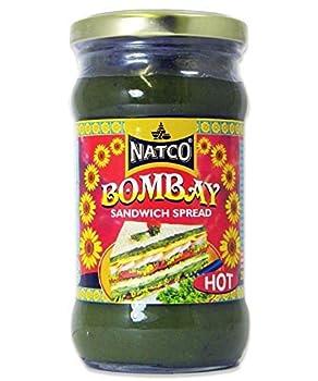 Natco - Sauce à tartiner pour sandwich - épicée - 280 g