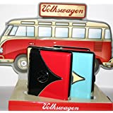 VW Samba Bus 18er Zigarettenetui VOLKSWAGEN neu+ovp Schwarz-Rot