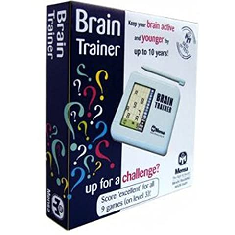 Mensa Brain Trainer Electronic