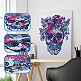 AmyGline Special Shaped Diamond Painting Shantou DIY 5D Diamond Painting Cross Stitch Kits Crystal Home Decor Partial Drill