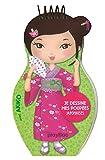 Carnets de dessin Minimiki - Je dessine mes poupées japonaises avec Akiko