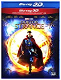 Doctor Strange [Blu-Ray]+[Blu-Ray 3D] [Region B] (English audio)