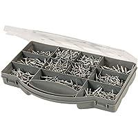Fixman 514633 - Pack de 650 remaches, color gris