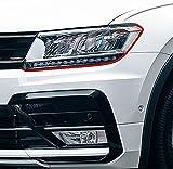 Devil Eye® Scheinwerfer Folie von Finest-Folia Stripe fürVW Golf 7 6 5 4 GTI GTD Passat B8 B7