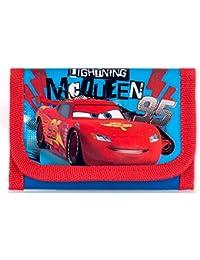 Disney Pixar Cars Lightning McQueen Geldbeutel