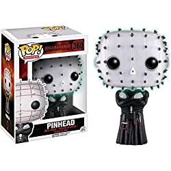 Pinhead #360 (Glow In The Dark GITD) Hellraiser III Pop! Movies Vinyl Figure (Hot Topic Limited Edition Exclusive) Funko by FunKo