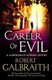 Front cover for the book Career of Evil by Robert Galbraith