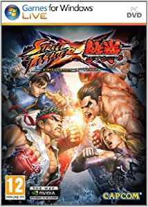 Street Fighter X Tekken (PC CD)