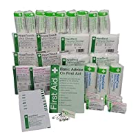 Safety First Aid Group HSE First Aid Kit Refill (1-20 Persons)