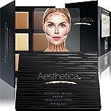 Aesthetica Cosmetics Cream Contour und Highlighting Makeup Kit