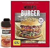 Weber Weber's Burger (GU s Grillen) Burger frisch vom Grill Grill Gourmet Burger Gewürzmischung 164g