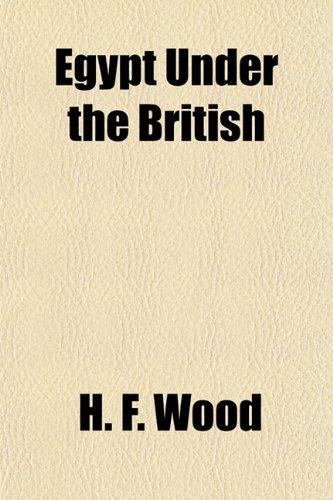 Egypt Under the British
