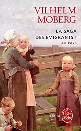 La saga des émigrants, tome 1 : Au pays