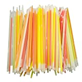 "Glow Sticks - THZY 100 8"" Light up Glow Sticks Bracelets Necklaces Mixed Colors Party Supplies"