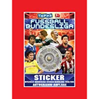 Tendenze universali TO90258 Bundesliga Sticker-Calcio Stagione 2010/11 al Display - Calcio 2010 Di Calcio