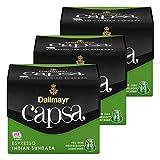 Dallmayr Capsa Espresso Indian Sundara, Nespresso Kompatibel Kapsel, Kaffeekapsel, Espressokapsel, Röstkaffee, 30 Kapseln