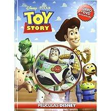 Toy Story (libro + DVD) (Peliculas Disney)