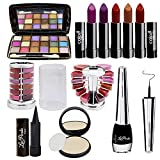 Good Choice India Provides You Effordable Price Combo Makeup Sets.This Makeup Sest Get An Expert Like Professional Touch With The Premium Combo Makeup Sets. The Luminous, Silky Formula Gives A Glamours Looking To Your Skin. The Products Come In An Am...