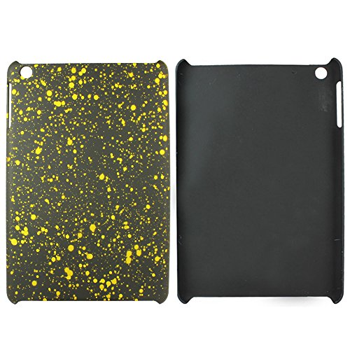 Heartly Night Sky Glitter Star 3D Printed Design Retro Color Armor Hard Bumper Back Case Cover For Apple iPad Mini 2 & 3 Tablet With Retina Display - Sweet Yellow  available at amazon for Rs.109