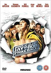 Jay & Silent Bob Strike Back [DVD]
