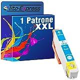 PlatinumSerie® 1x Druckerpatrone XXL TE2432 Blau kompatibel zu Epson Expression Photo XP-55 XP-750 XP-760 XP-850 XP-860 XP-950 XP-960