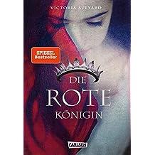 Die rote Königin (Die Farben des Blutes 1) (German Edition)