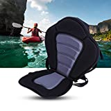 Tbest Kayak Seat Cushion Pad Padded Seat with Back Support, Ocean Deluxe Comfort