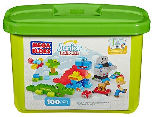 Junior Builders - Contenedor Mini Value Mega Bloks