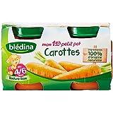 Blédina Carottes 2 x 130 g