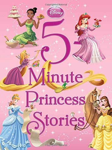 5-Minute Princess Stories (5-Minute