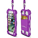 2 in 1 Cell Phone Lanyard Strap Case, Un...