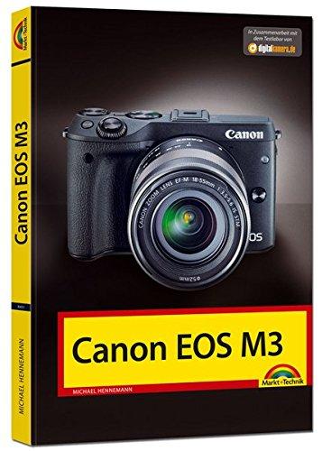 Preisvergleich Produktbild Canon EOS M3 Handbuch