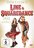 Dance Coach - Line- & Squaredance (+ Audio-CD) [2 DVDs]