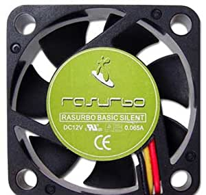 Rasurbo BasicSilent 40mm Luefter retail