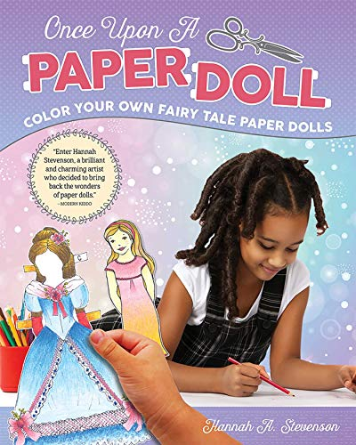 ll: Colour Your Own Fairy Tale Paper Dolls ()