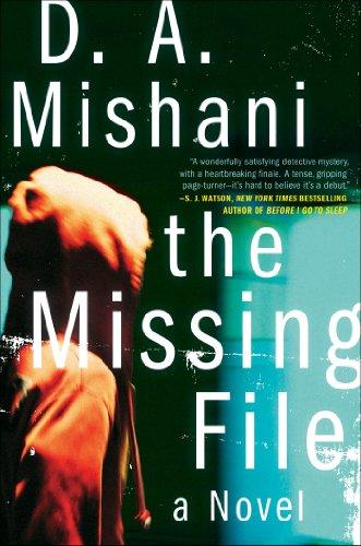 The Missing File: A Novel (Avraham Avraham Series Book 1) (English Edition)
