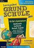 Software - Lernpaket Grundschule 2016: Fit für's Gymnasium