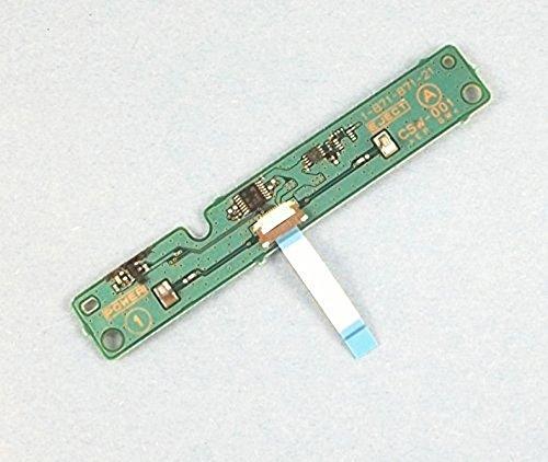Power Reset Auswerfen Touch Schalter Leiterplatte mit Flex Flachbandkabel für PS3Playstation 3Fat csw-001Ersatz -