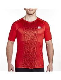 Vapodri+ Superlight - Tshirt Entraînement Graphique - Rouge Feu