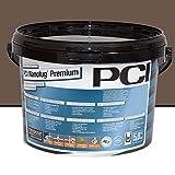 PCI Nanofug Premium Variabler Flexfugenmörtel 5 kg/ Eimer rotbraun
