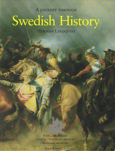 A Journey Through Swedish History by Herman Lindqvist (1994-08-02)