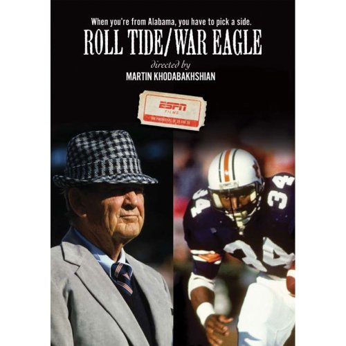 Roll Tide / War Eagle [DVD] [Region 1] [NTSC] [US Import]