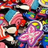 12 Pack of Charms For Rubberband Loom Bracelets