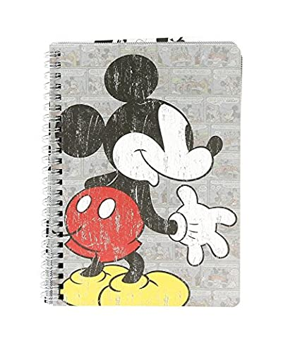 Mickey Mouse Carnet A5