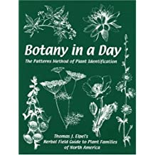Botany in a Day: The Patterns Method of Plant Identification by Thomas J. Elpel (2004-01-03)
