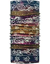 original buff original buff® delhi tobacco - original buff para unisex, color multicolor,  adulto