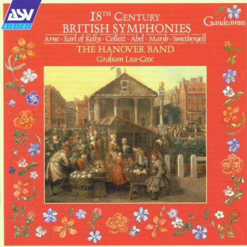 Preisvergleich Produktbild 18th Century British Symphonie