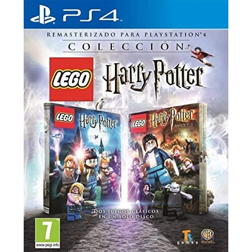 Lego Harry Potter Collection - PlayStation 4. Edition: Estándar 11
