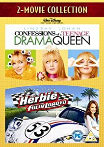 Herbie Fully Loaded/Confessions Of A Teenage Drama Queen [DVD]