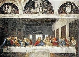 Editions Ricordi 3001N16035G  - De Oro Leonardo da Vinci Ultima Cena, LA ÚLTIMA Cena 2000 Piezas de Rompecabezas